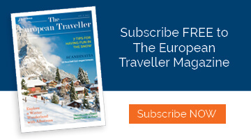 Subscribe FREE to The European Traveller Magazine