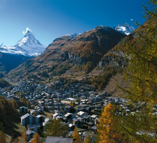 Zermatt, Switzerland - courtesy of Swiss Tourism