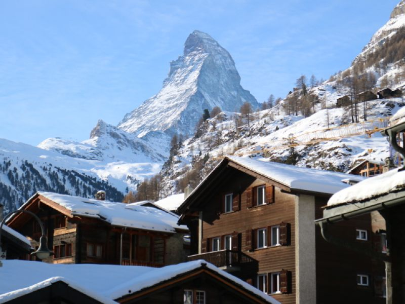 Zermatt, Switzerland, image taken by Albatross traveller L. Cox