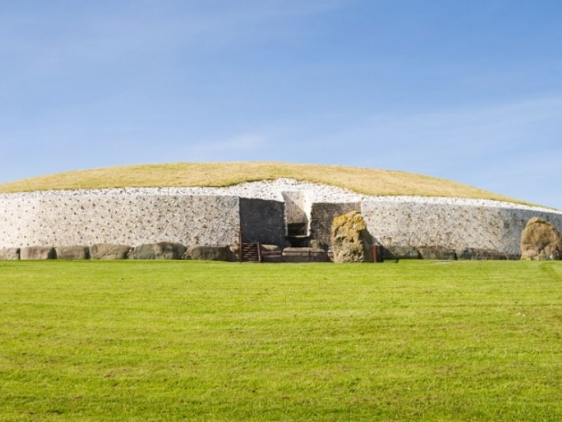 Newgrange Tombs, Ireland