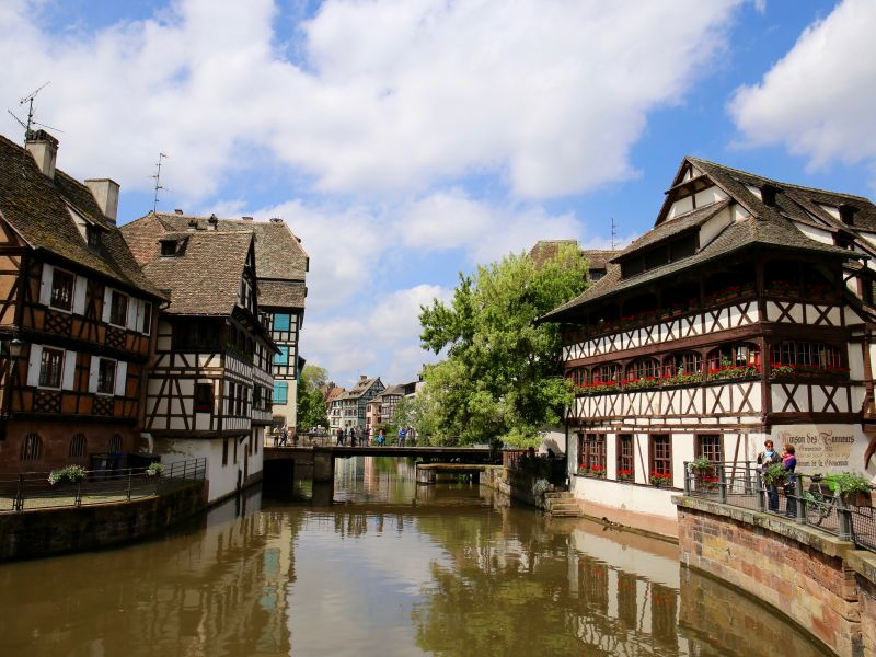Strasbourg, France, courtesy of Paul Thornton