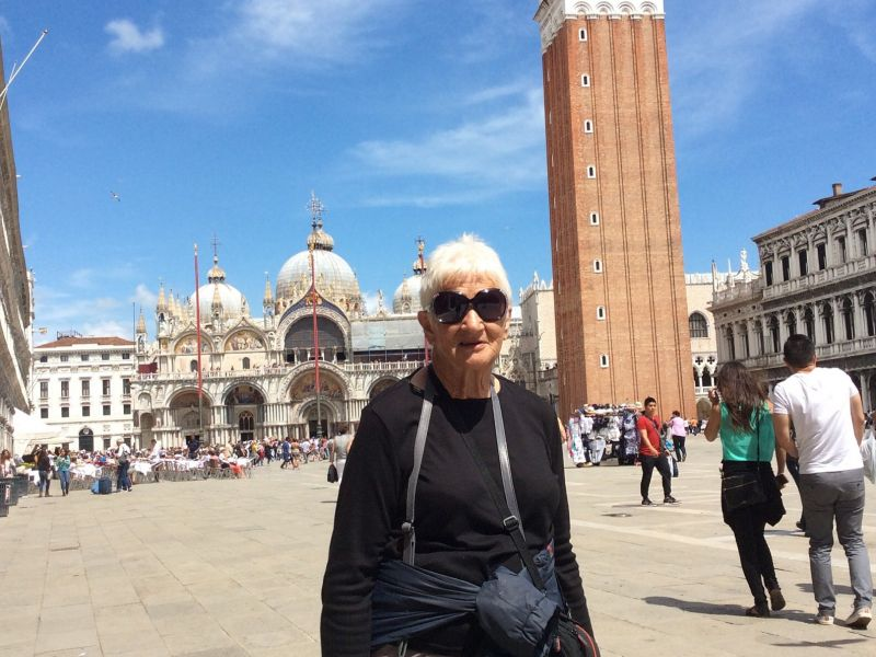 St. Marks Square, Venice - courtesy of Kerrie McCaw