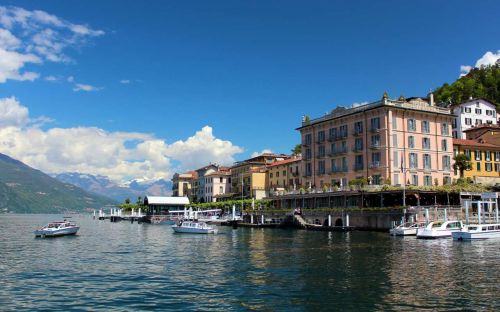Bellagio, Lake Como - Courtesy of Albatross traveller P. Thornton