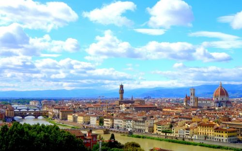 Florence, Italy - courtesy of Alan Nicholas
