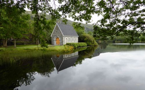 Gougane Barra, Ireland - courtesy of Robyn Yates