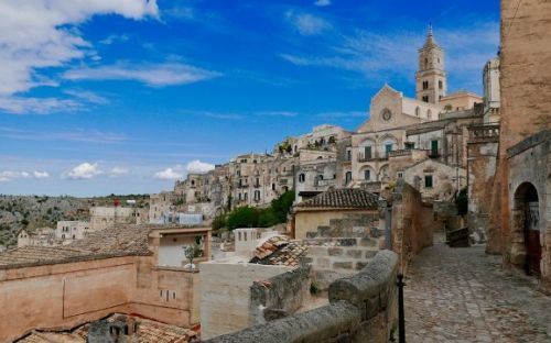 Matera, courtesy of Marilyn Cataldo