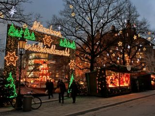 Christmas Markets, Munich - photo courtesy of Nathan Piesse