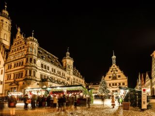 Rothenburg Christmas Markets