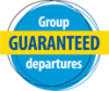 Guaranteed Group Departures