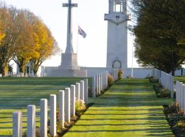 Australian National Memorial, Villers-Bretonneux, France