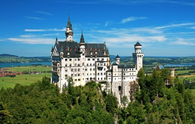 Discover the Black Forest, Bavaria and the Tyrol