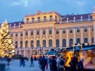 Vienna - Christmas at Schronbrunn